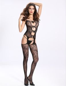 Ladies Sexy Bodystocking with Hollow out Design 8965 pictures & photos
