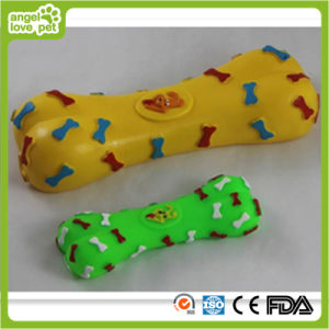 Dog Vinyl Dumbbell Toy Pet Products Pet Toy pictures & photos