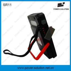 Rainproof Solar Powerbank with Reading Light pictures & photos