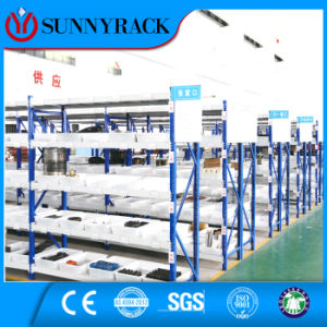 Selective Warehouse Industrial Storage Shelving