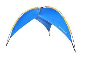 Tri-Shade Beach Umbrella Shelter. This Shelter Is Quick and Easy Shade Solution for The Beach, Camping pictures & photos