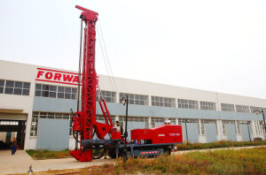 Tdr-50 Full Hydraulic Multifunction Top Drive Core Drilling Equipment with Drilling Depths up to 1500m pictures & photos