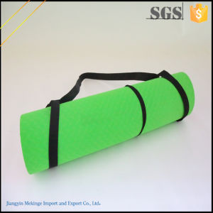 Fashionable TPE Yoga Mat 6mm From Chinese Supplier pictures & photos