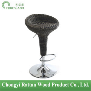 PE Rattan Bar Chair Counter Stool PS-02 pictures & photos