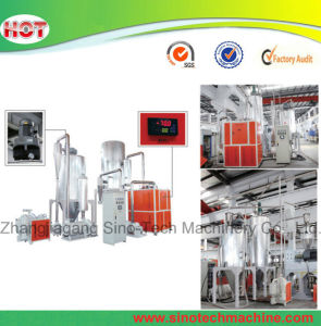 HDPE Pet PC PLA Plastic Crystallizer Dehumidifying Dryer pictures & photos
