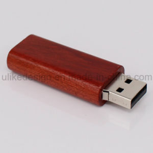 Simple Design Wooden USB Flash Drive (UL-W020) pictures & photos