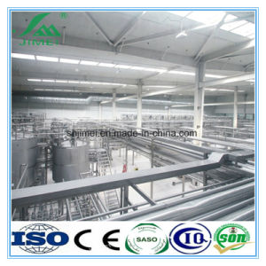 Complete Automatic Stainless Dairy Milk Production Line Turn-Key Project pictures & photos