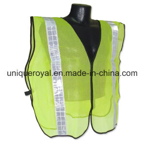 """Green 2"""" Tape Non-Rated Safety Vest pictures & photos"""
