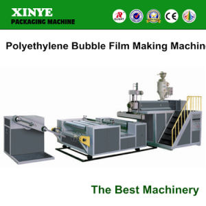 Plastic Air Bubble Packaging PE Film Extrusion Making Machine pictures & photos