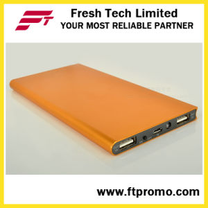 Dual Port Power Bank with 4000mAh for Real Capacity (C511) pictures & photos