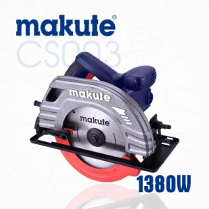 Makute 185mm Professional Electric Tool Circular Saw (CS003) pictures & photos