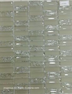 Glass Mosaic Mix Cracker Jy26k pictures & photos