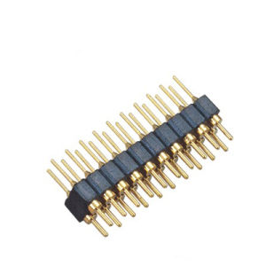 2.54mm Machined Pin Header Polyester pictures & photos