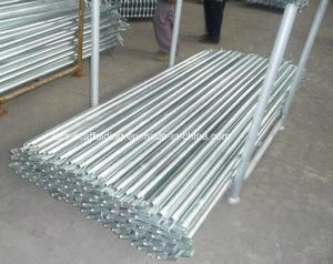Hot DIP Galvanized Kwikstage Scaffolding Ledger pictures & photos