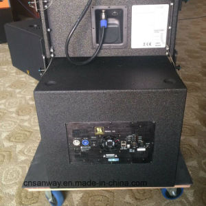 Vera S15 15 Inch Powered Active Compact Subwoofer Bass for Church pictures & photos