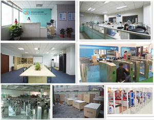 OEM&ODM Factory Full Automatic Swing Barrier for Supermarket pictures & photos