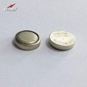 1.5V Customized Button Cell AG10 Rechargeable Battery pictures & photos