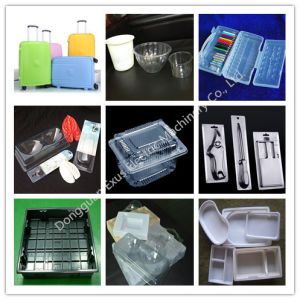 Original Manufacturer Blister Vacuum Thermoforming Forming Machine pictures & photos
