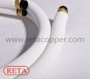 5 Meter Pair Insulated Copper Pipe pictures & photos