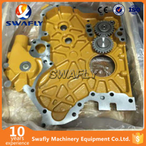 320D E320D Excavator Oil Pump C6.4 High Pressure Engine Oil Pump pictures & photos