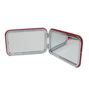 Double-Faced Portable Cute Cosmetic Mirror, Pocket Mirror pictures & photos
