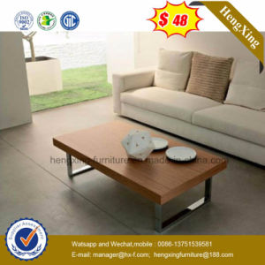 Conference Furniture Side Table /Metal Legs Coffee Table (HX-CT0030) pictures & photos