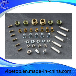 Precision CNC Machinery Hardware Fittings with ISO 9001 (HD-001) pictures & photos