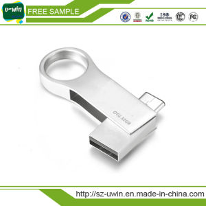 2017 New Arrival USB Flash Drive Type-C 3.1 OTG USB Disk High Speed Memory Stick for Smartphone PC Computer Tablet Hot Sale pictures & photos