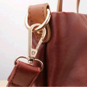 Retro Casual Women PU Leather Shoulder Handbag Crossbody Bag (BDMC102) pictures & photos