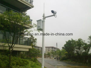 High Quality Galvanized Steel Camera Pole