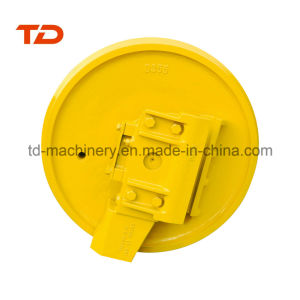 Front Idler for Doosan Excavator Dh55/Dh180 Construction Machinery Earthmoving Parts pictures & photos