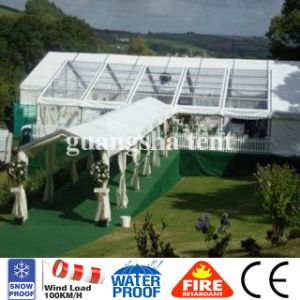 Aluminum Frame Outdoor Banquet Wedding Tent Canopy Marquee pictures & photos