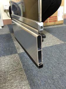 Commercial Shop Transparent Polycarbonate (PC) Rolling Shutter Door/ Roller Shutter Curtain pictures & photos