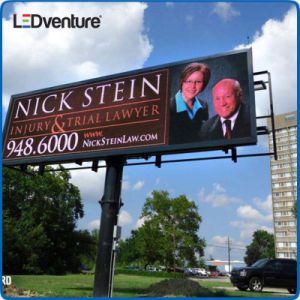Low Cost Full Color Outdoor Advertising LED Billboard pictures & photos