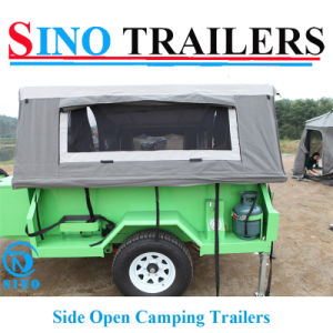 Heavy Duty Camping Box Trailers pictures & photos