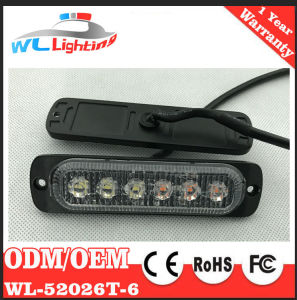 6-LED Super Thin Surface Mount Strobe Lighthead pictures & photos