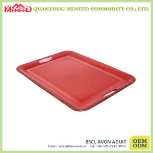Restaurant Use Food Grade Plastic Melamine Trays pictures & photos