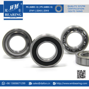 6005 2RS Low Friction Sealed Deep Groove Ball Bearing pictures & photos