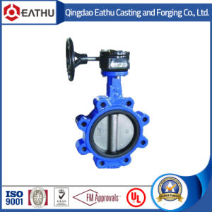 Cast Iron Lug Butterfly Valve Pn10 / Pn16 pictures & photos