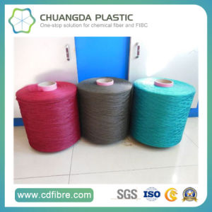 100% Textile Dyed Aty PP Yarn for PP Webbing pictures & photos