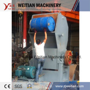 Plastic Crusher for HDPE/PP Buckets pictures & photos