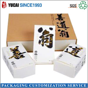 Irregular Shape Box Paper Gift Box Tea Box Wholesale pictures & photos