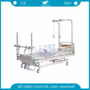AG-Ob003 Ce ISO Approved Manual Orthopedic Hospital Bed for Sale pictures & photos