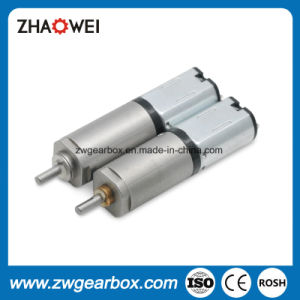 3V Dia 10mm Small Electric Motors with Gearbox pictures & photos