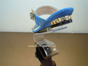 Luxury Shoe Shop Acrylic Display Stand Btr-G1030 pictures & photos