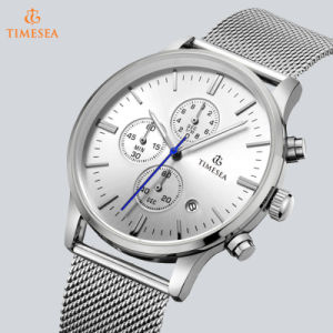 Stainless Steel Waterproof Wristband Fashion Sport Quartz Men Watch 72188 pictures & photos