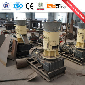 Flat Die Wood Pellet Making Machine /Wood Pellet Machine with Factory Price pictures & photos