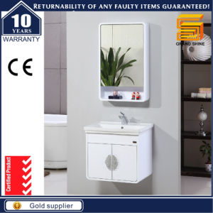 Sanitary Ware MDF Bathroom Cabinet Vanity with Wash Basin pictures & photos