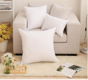 Hot Selling Promotional Cushion Cover with Cotton Filling pictures & photos