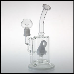 Mobius Perc Hookah Glass Water Smoking Pipe Tobacco Recycler Oil Rigs pictures & photos